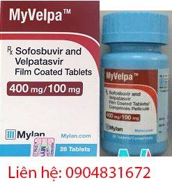 Giá thuốc myvelpa, thuốc myvelpa giá bao nhiêu