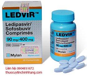 Thuốc Ledvir giá bao nhiêu, mua ở đâu