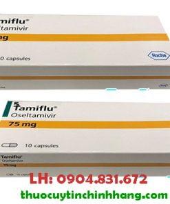 thuốc tamiflu giá bao nhiêu