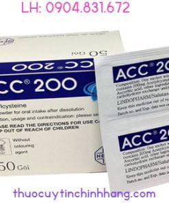 Thuốc ACC mua ở đâu, giá thuốc ACC