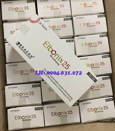 Giá thuốc Elbonix
