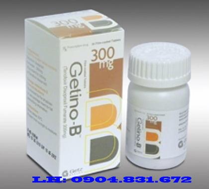 Giá thuốc Getino-B?