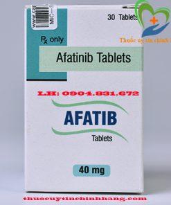 Giá thuốc Afatib