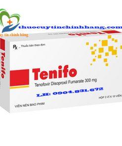 Thuốc Tenifo là thuốc gì