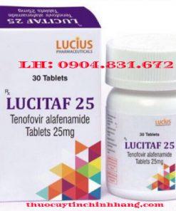 Thuốc Lucitaf mua ở đâu
