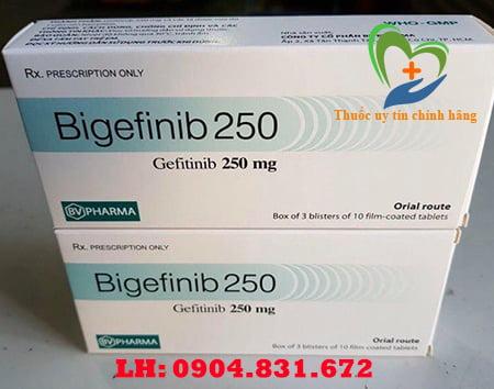 Thuốc Bigefinib 250 mua ở đâu