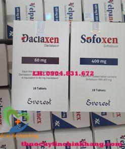 Thuốc Daclaxen mua ở đâu