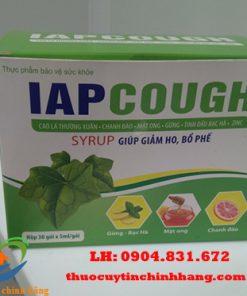 Siro ho IAP cough bán ở đâu