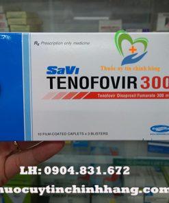 Thuốc Savi Tenofovir 300 giá bao nhiêu