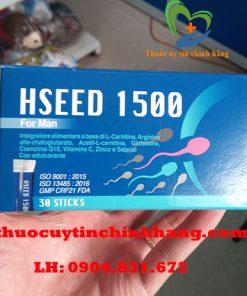 Thuốc Hseed 1500 có tác dụng gì