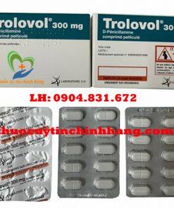 Thuốc Trolovol giá bao nhiêu