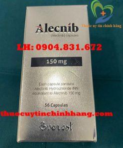 Thuốc Alecnib giá bao nhiêu