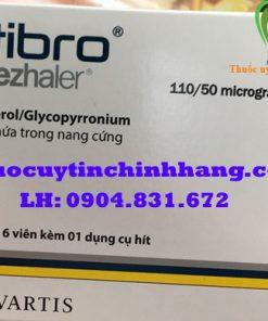 Thuốc Ultibro Breezhaler giá bao nhiêu