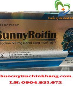 Thuốc Sunnyroitin giá bao nhiêu