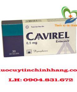 Thuốc Cavirel giá bao nhiêu