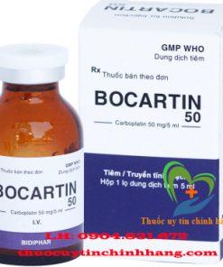 Thuốc Bocartin giá bao nhiêu