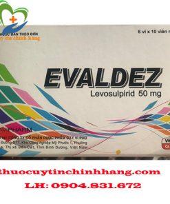Thuốc Evaldez giá bao nhiêu
