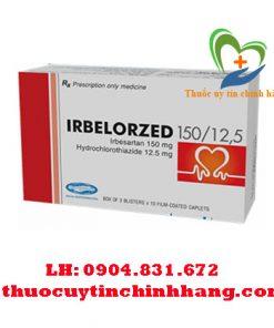 Thuốc Irbelorzed giá bao nhiêu