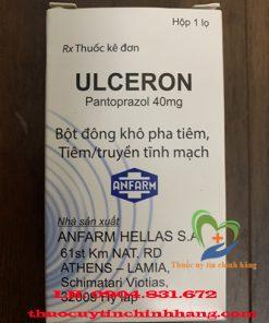 Thuốc Ulceron giá bao nhiêu