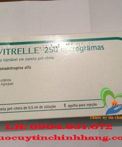 Thuốc Ovitrelle giá bao nhiêu